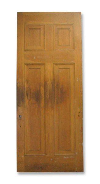 Four Oversized Vertical Paneled Doors - Standard Doors