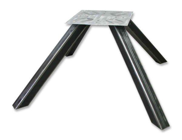 Metal Side Table Base - Flea Market