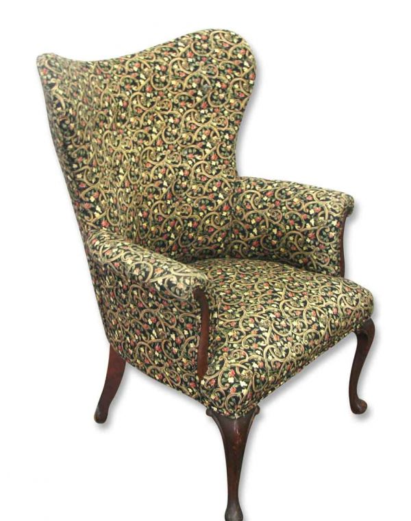 Antique Parlor Chair - Living Room