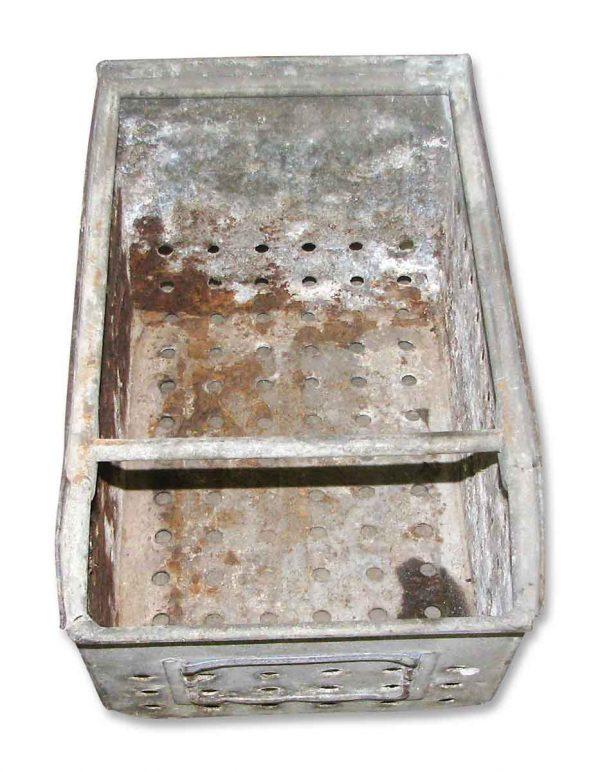 Metal Bin - Industrial