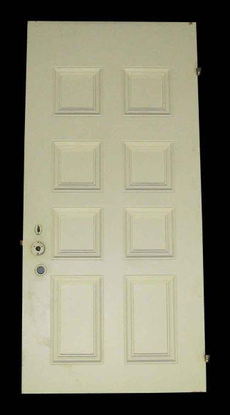 Eight Panel Painted Door - Standard Doors