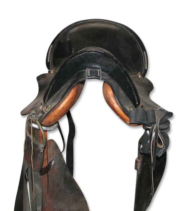 Antique Saddle - Sporting Goods