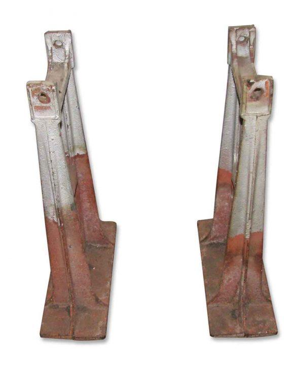 Industrial Metal Legs - Industrial