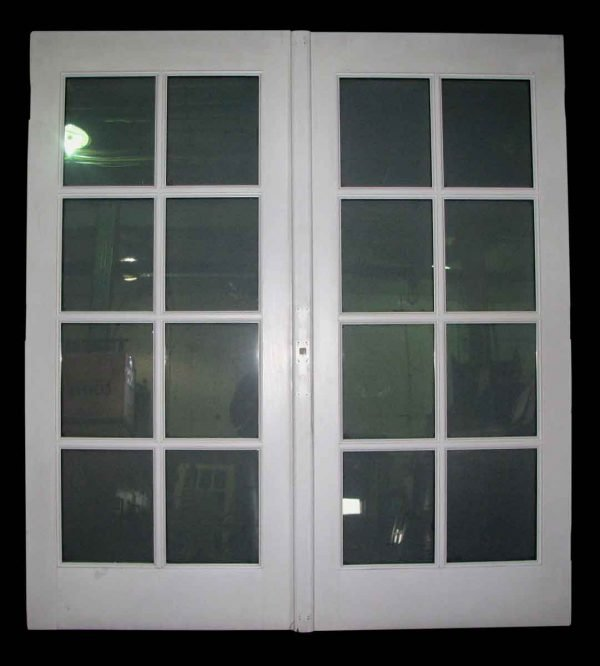 Eight Panel French Double Doors - French Doors