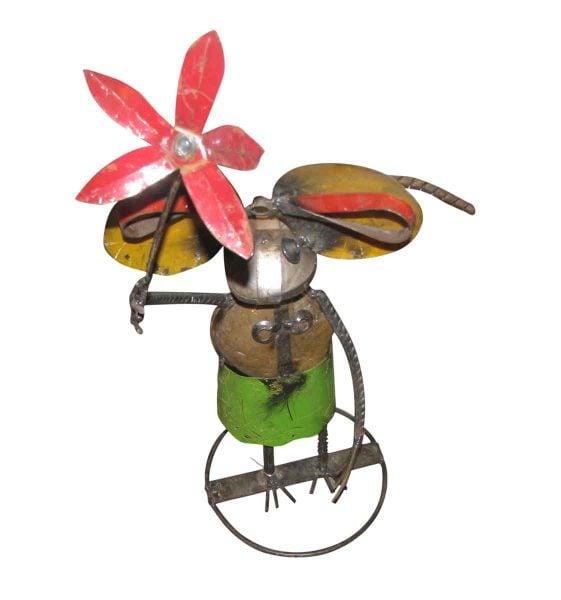 Metal Folk Art Animal - Decorative Metal