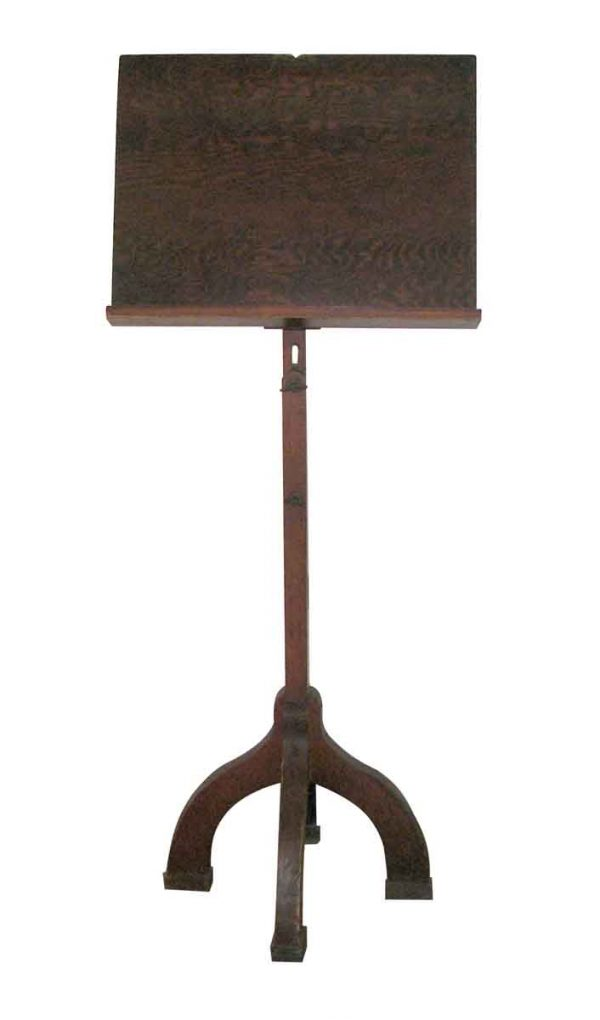 Vintage Music Stand - Musical Instruments