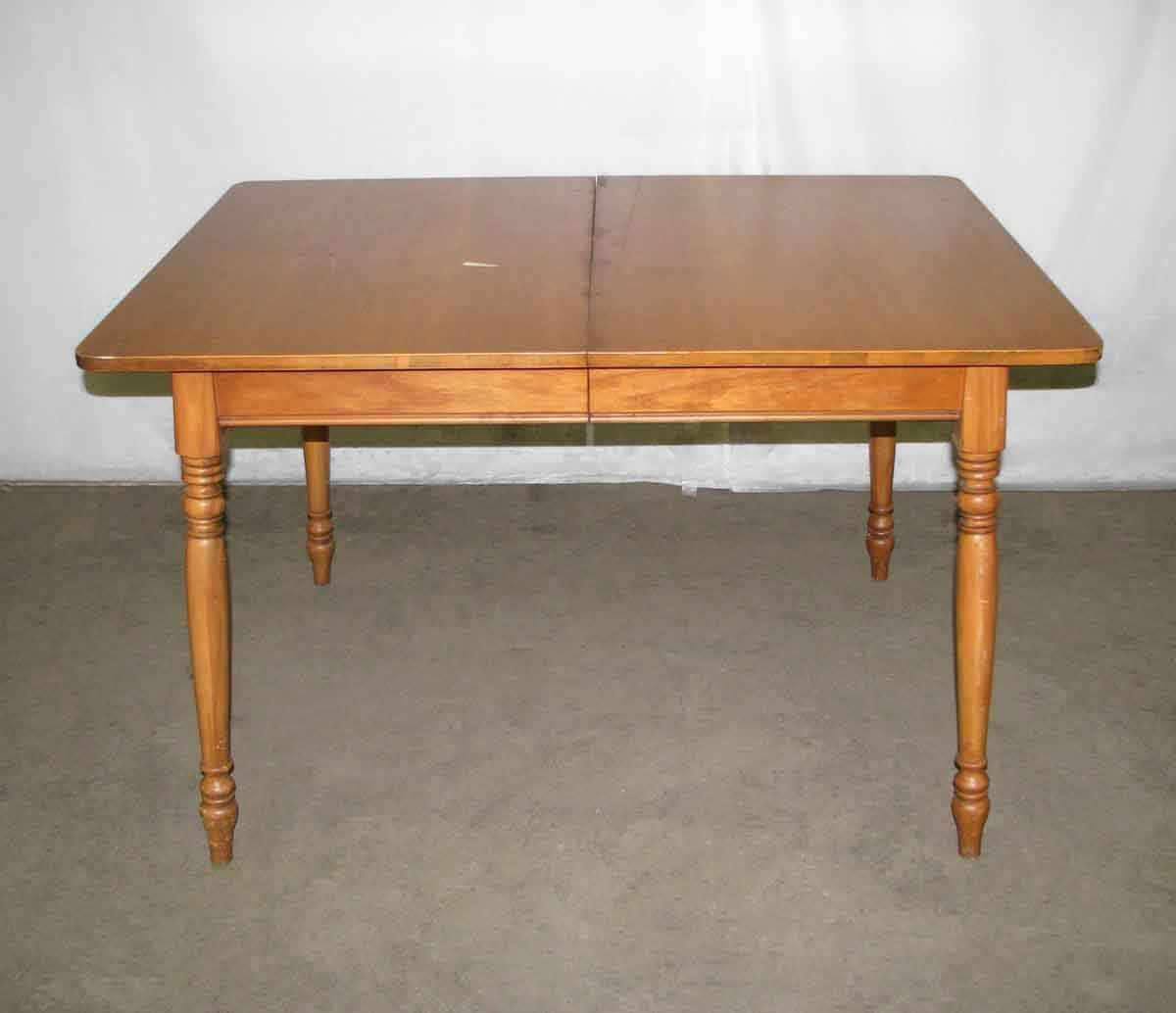 Small Wooden Dining Table: Extendable Small Wooden Dining Table