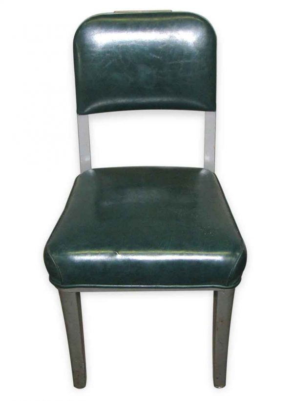 Vintage Steelmaster Office Side Chair - Office Furniture