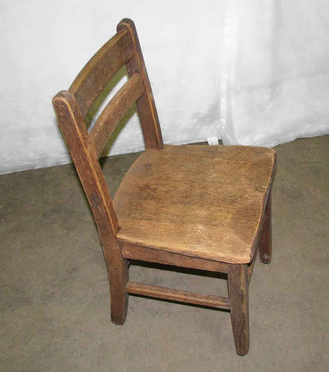High Quality Old Wooden School Chair