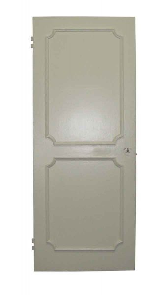 Two Panel Door with Simple Detail - Standard Doors