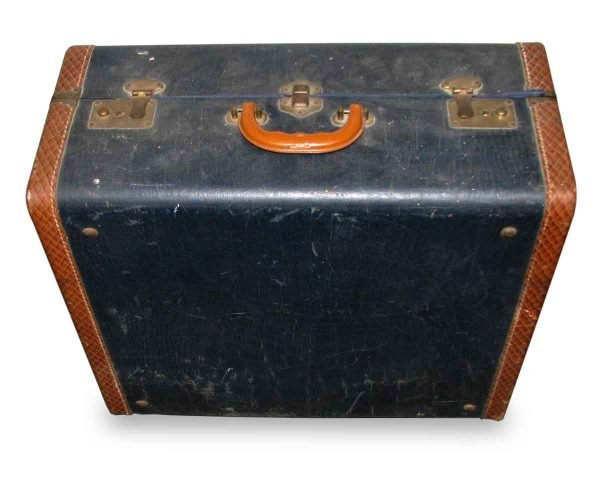 Vintage Train Luggage - Suitcases