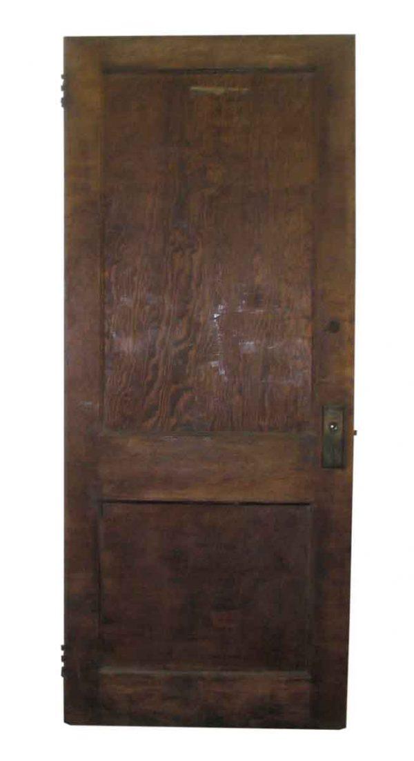 Turn of the Century Two Panel Door - Standard Doors