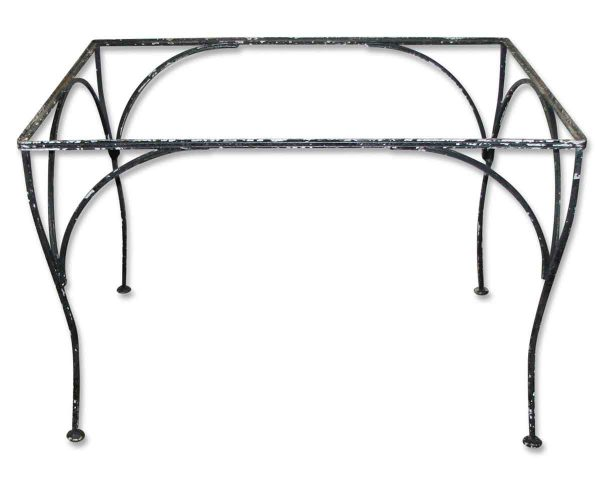 Wrought Iron Patio Table - Patio Furniture
