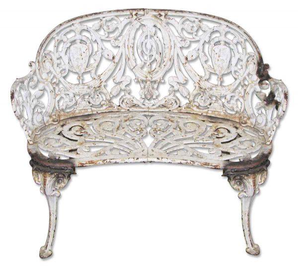 Cast Iron Garden Love Seat - Patio Furniture