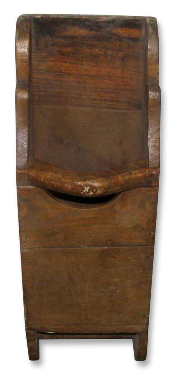 Primitive American Wooden Bin - Industrial