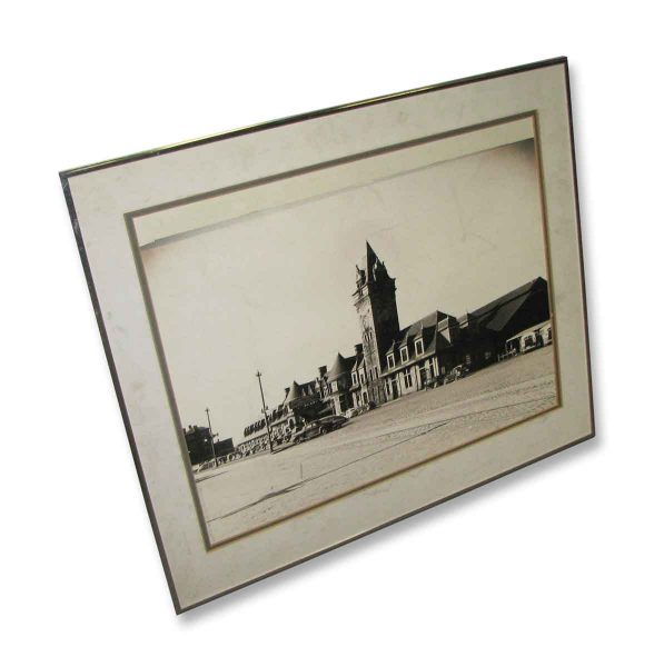 Architectural Building Framed Print - Photographs