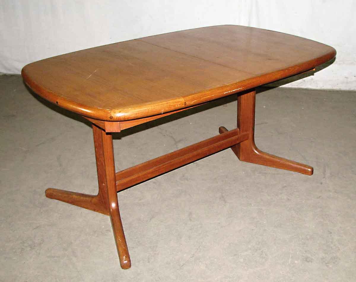 Danish modern kitchenette table olde good things for Kitchenette furniture