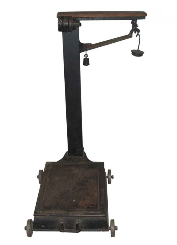 Fairbanks Antique Industrial Scale - Scales