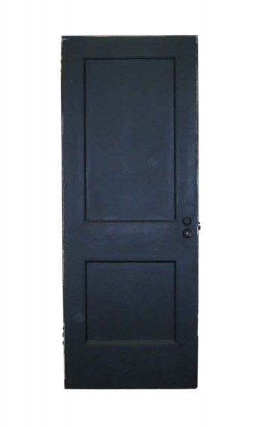 Two Panel Painted Wood Doors from Turn of the Century - Standard Doors