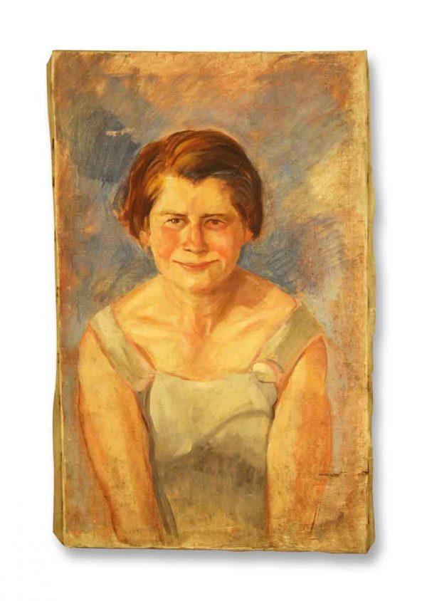 Canvas Portrait - Paintings