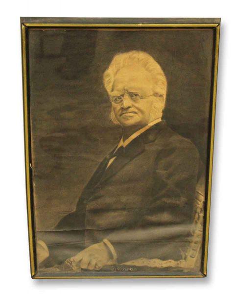 Signed Antique Portrait - Prints