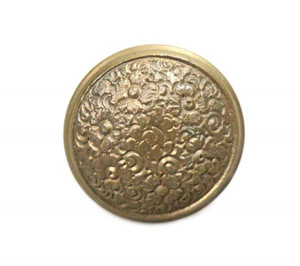 Single Victorian Bronze Knob - Cabinet & Furniture Knobs