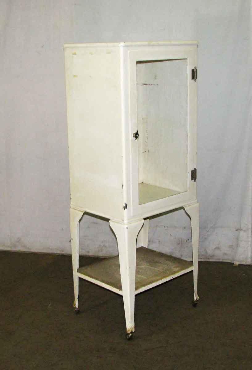 Vintage Medical Cabinet On Wheels Olde Good Things