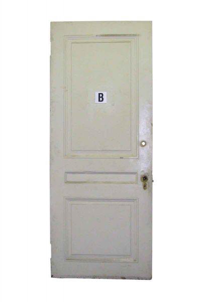 Metal Clad Horizontal Panel Door - Commercial Doors