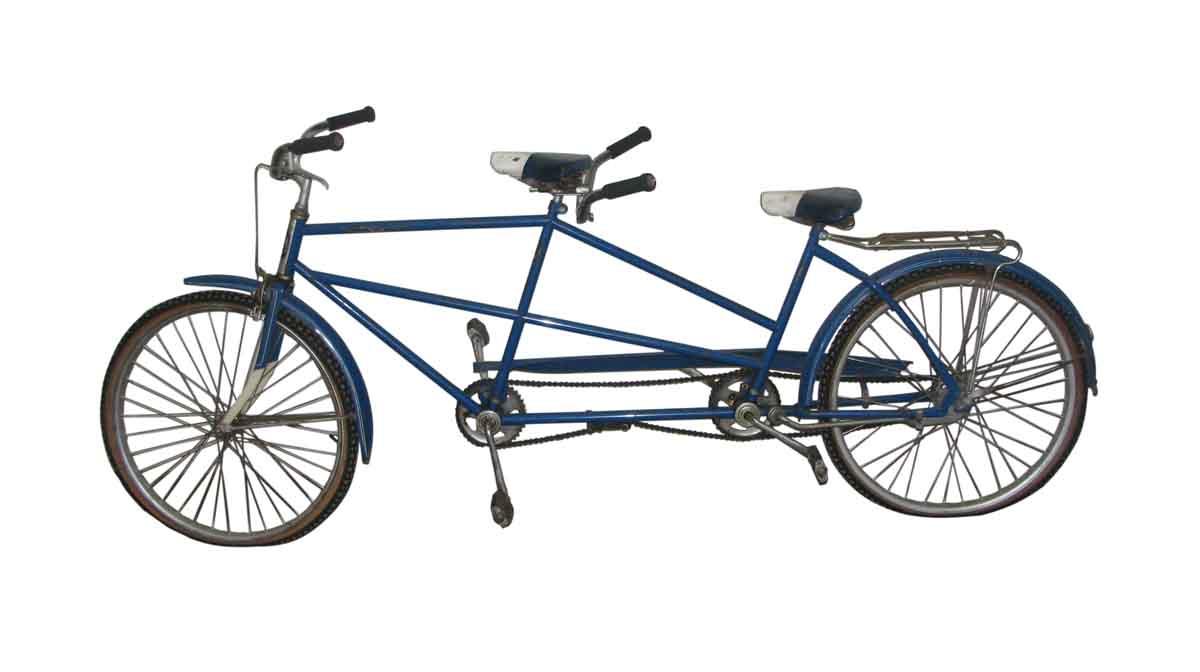 Vintage Columbia Two Seat Bicycle Olde Good Things