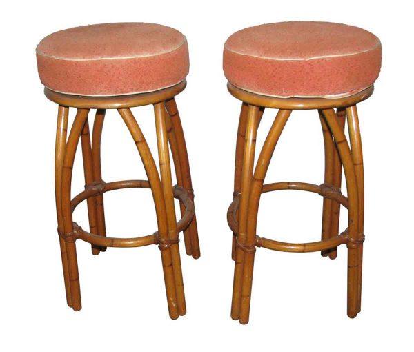 Bamboo Bar Stools - Seating