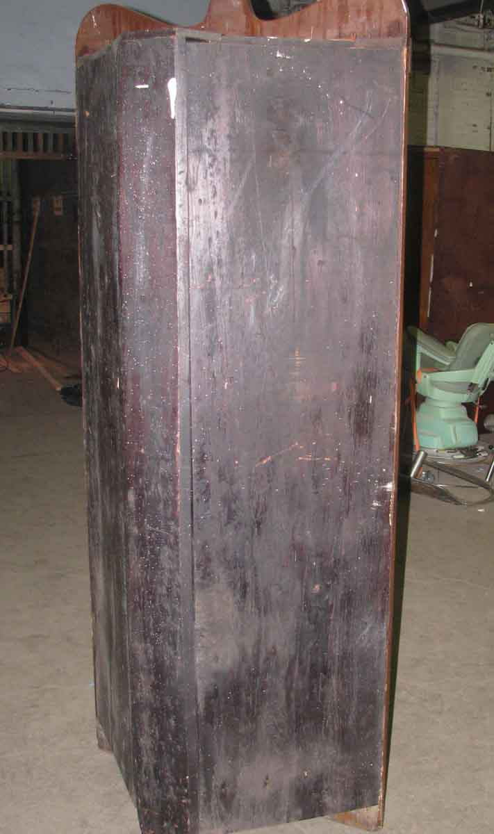Early American Cherry Corner Cabinet Olde Good Things