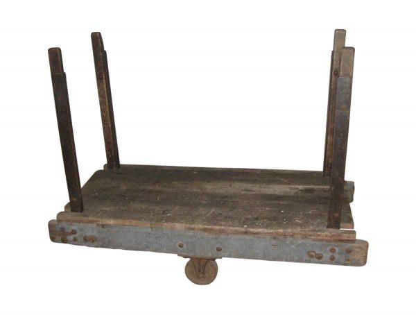 Antique Factory Cart - Industrial