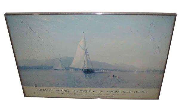 Metropolitan Museum of Art Framed Exhibit Poster - Posters