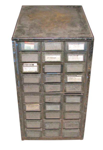 Industrial Metal Parts Bin - Industrial