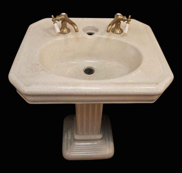 Earthenware Porcelain Sink - Bathroom