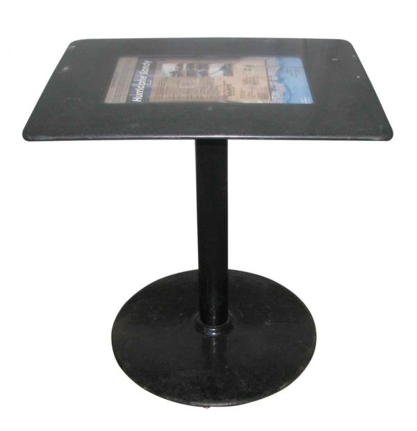 Historic Hurricane Sandy Cafe Table - Commercial Furniture