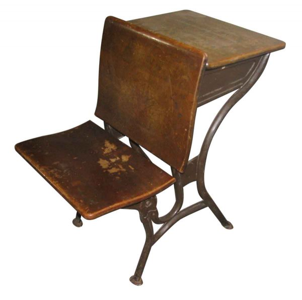 Old School House Student Desk - Office Furniture