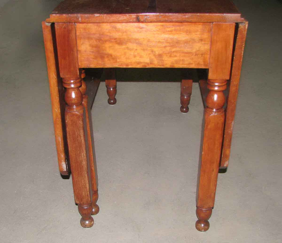 American Style Cherry Drop Leaf Table Olde Good Things : L212868 02 from ogtstore.com size 1200 x 1038 jpeg 36kB