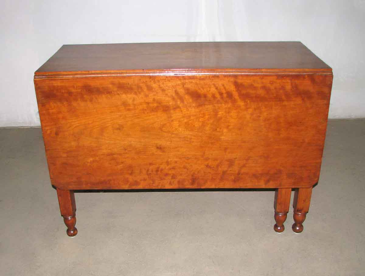 American Style Cherry Drop Leaf Table