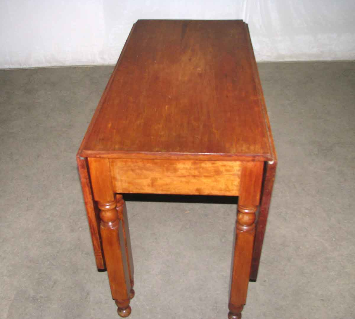 American Style Cherry Drop Leaf Table Olde Good Things : L212868 07 from ogtstore.com size 1200 x 1078 jpeg 33kB