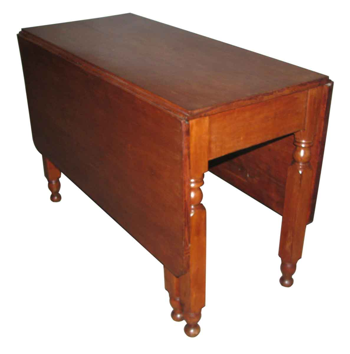 American Style Cherry Drop Leaf Table Olde Good Things