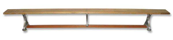 Vintage Locker Room Bench - Commercial Furniture
