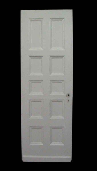 Ten Panel Interior Door - Standard Doors