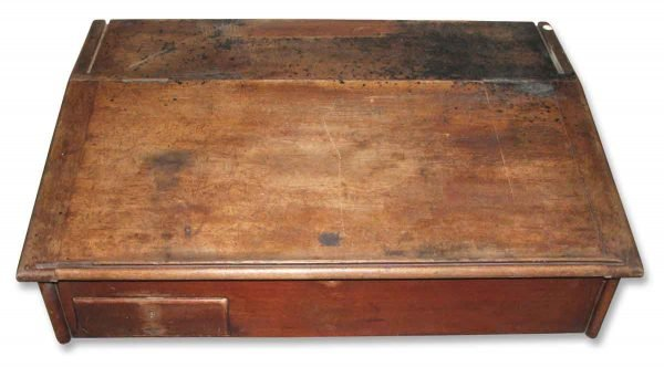 Antique Portable Artist Desk - Office Furniture