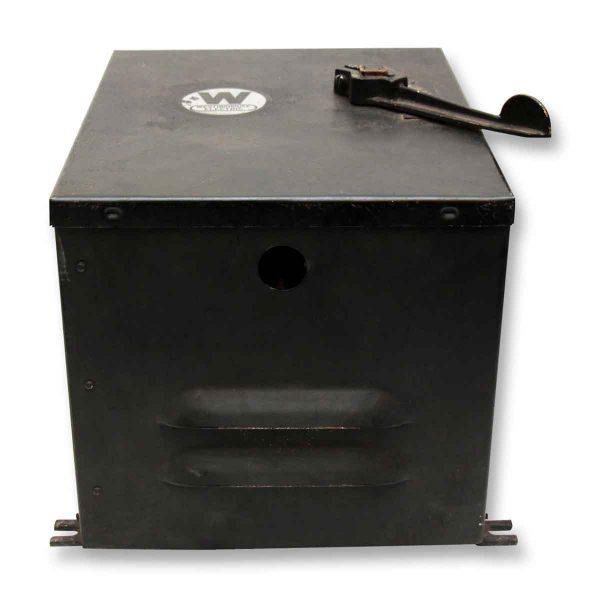 Vintage Westinghouse Rheostat Black Box - Electronics