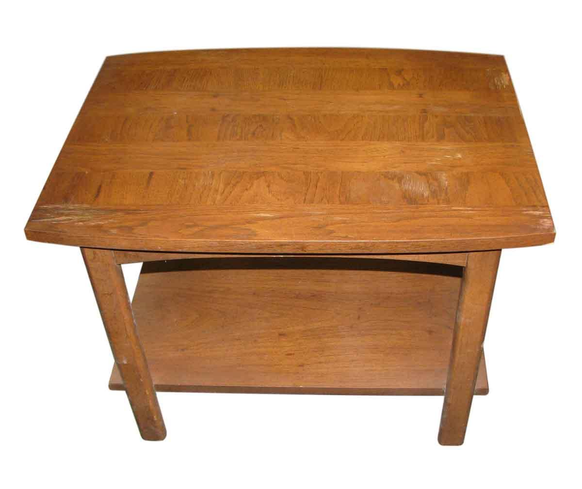 Mid century side table olde good things - Vintage furniture living ...