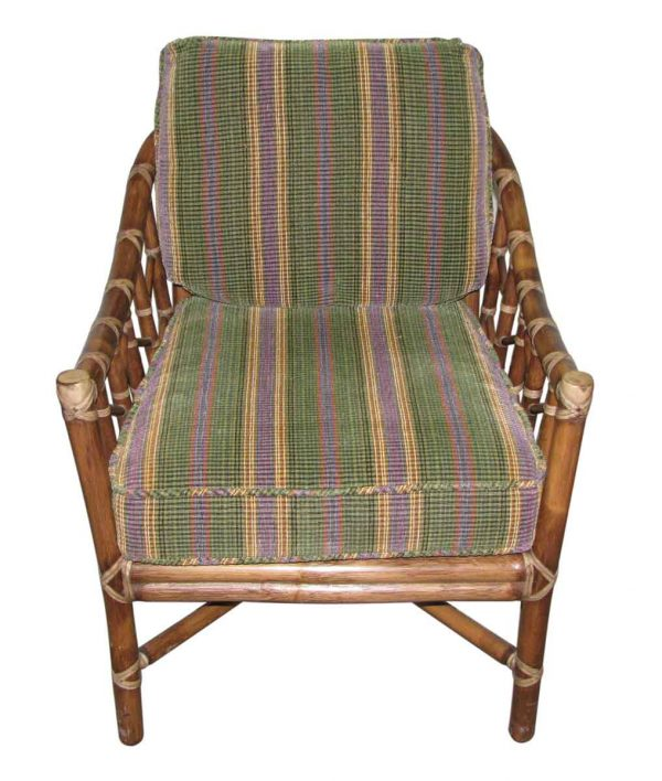 Bamboo Patio Chair - Patio Furniture