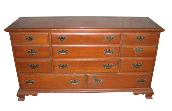 Pine Chest of Drawers - Bedroom