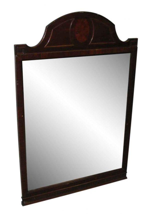 Wooden Dresser Mirror - Antique Mirrors