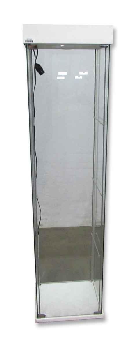 Modern Illuminated Standing Showcase - Cabinets